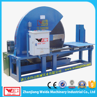 China rubber tire cutting machine/cutting recycling machine for sale