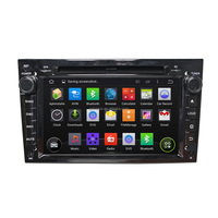 "For Opel Astra Antara Vectra Zafira 7"" HD touchscreen 4 Core 16GB pure android 4.4.4 Car DVD GPS Navigation with GPS,Canbus,wifi"