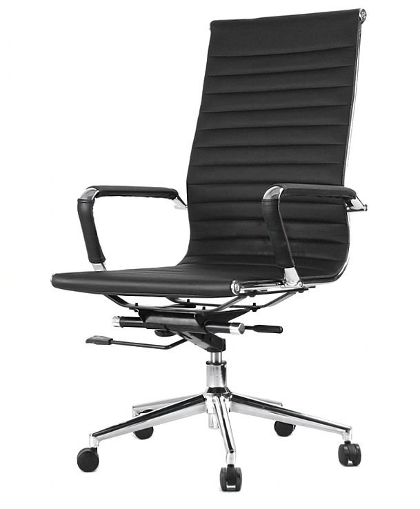 E906# Modern White Color Luxury PU Leather Office Chair, Executive Office Chair