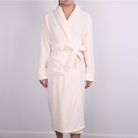Top Quality New Style Beautiful Colorful Slim Bathrobe For Women