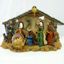 Wholesale religious Nativity Sets snow globe for sale