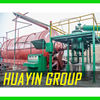 Used Car Tyres Refiner Pyrolysis Machine on Sale Reycling Huayin Design
