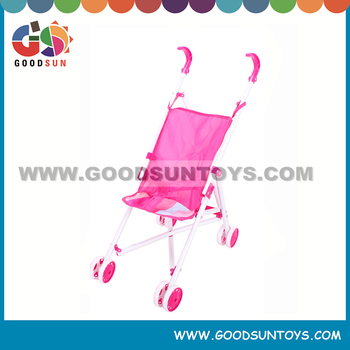 New design of baby doll stroller with car seat for kids