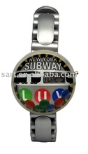 3D cartoon bubble watch