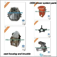 Lawn Mower Engine Blocks OEM and custom work from China casting foundry for auto, pump, valve,railway