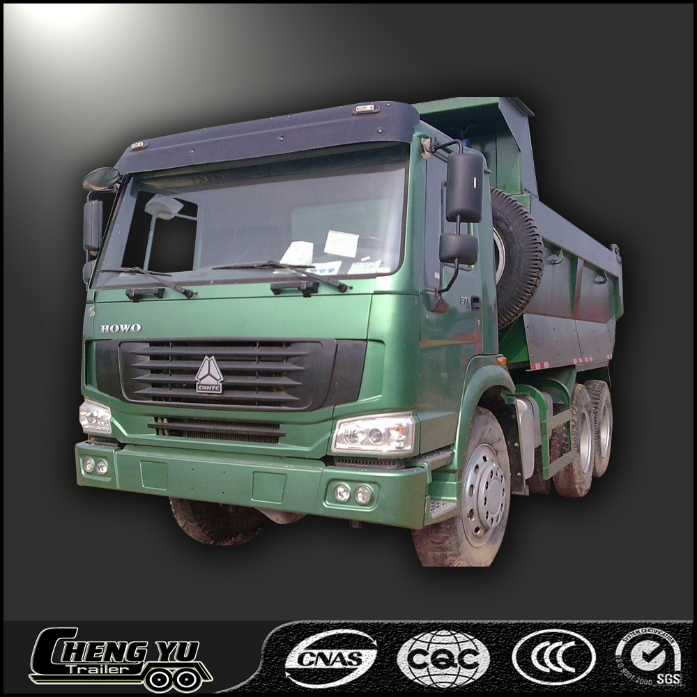 Alibaba dump truck 6x4 with cheap price