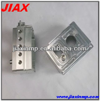 Aluminum central machinery lathe parts