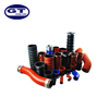 high pressure flexible expandable hose/ heat resistant soft silicone rubber hose/tubing - C