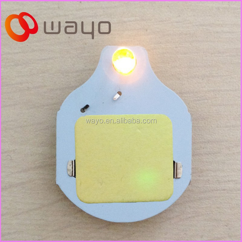mini led lights for crafts/mini single led lights/small battery operated led light