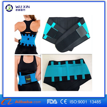 c14dd1c5c7 Custom private label tummy waist trimmer belt hot sale on tv