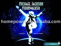 Michael jackson flashing T-shirt, led t shirt