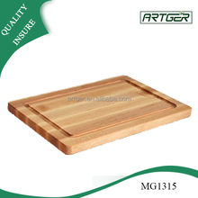 Hot Sale High Quality Unique Solid Carving Wood Cutting Board