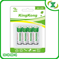 AA LR6 Alkaline ZnMnO2 Battery 5# 1.5v dry battery