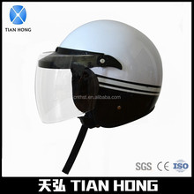 Traffic Police Motorcycle Helmet With Visor