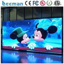 led video wall for traveling Rental p7.62 cabinet display screen hd rental led display
