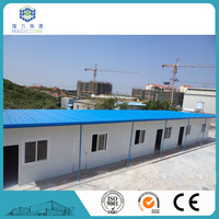 rockwool sandwich panel low cost prefabricated homes carport frame structure prefab modular house
