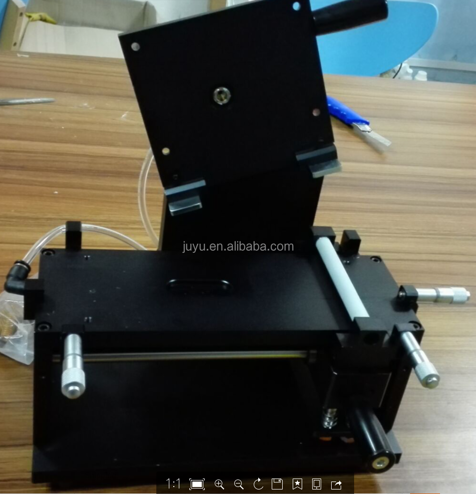 Mobile Phone LCD repair Machine vacuum OCA lamination machine