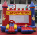 Simple inflatable bouncer/commercial bounce house for sale