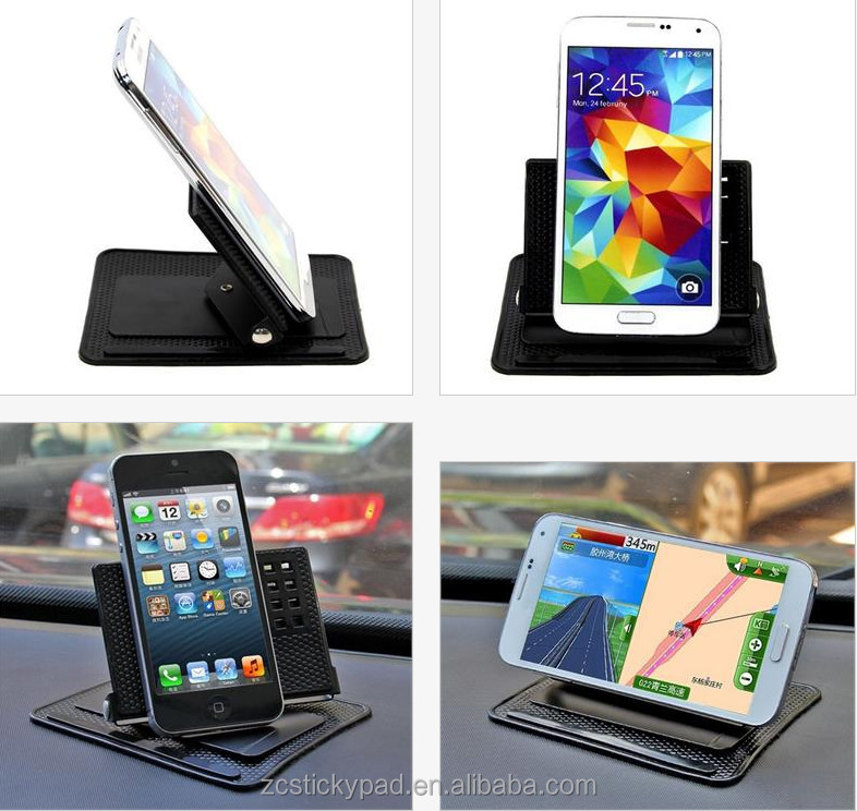 Gift for new car 360 degree rotating free gps holder