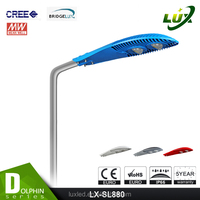 100w super brightness high quality aluminium ip65 bajaj led street light