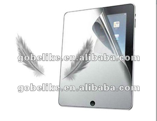 New arrival! Mirror Screen Protector for Ipad2/Ipad3