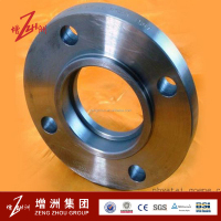 OEM/ODM stainless steel pipe class 150 puddle flange coupling ansi b16.5 iron floor flange