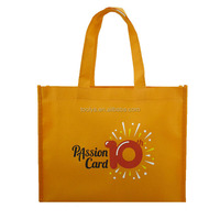New promotional customized pp non-woven tote bag