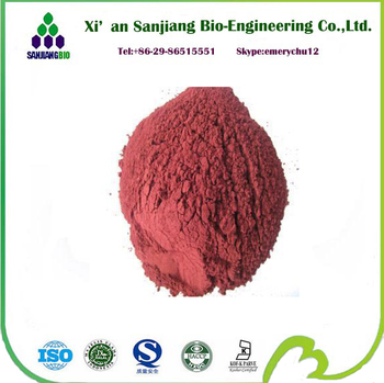 Nartural 0.4% lovastatin Red Yeast Rice Extract