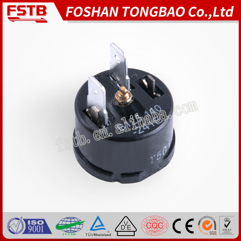 FSTB CW series NTC thermistor sensor and Compressor internal protector