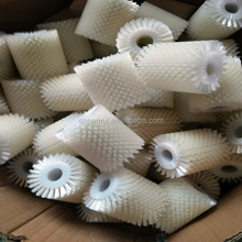 Nylon Bristle Round Industrial Roller Cleaning Brush