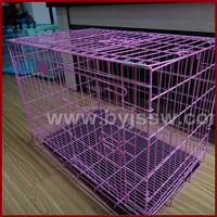 Cheap Dog Cage Metal Mesh Dog Crate