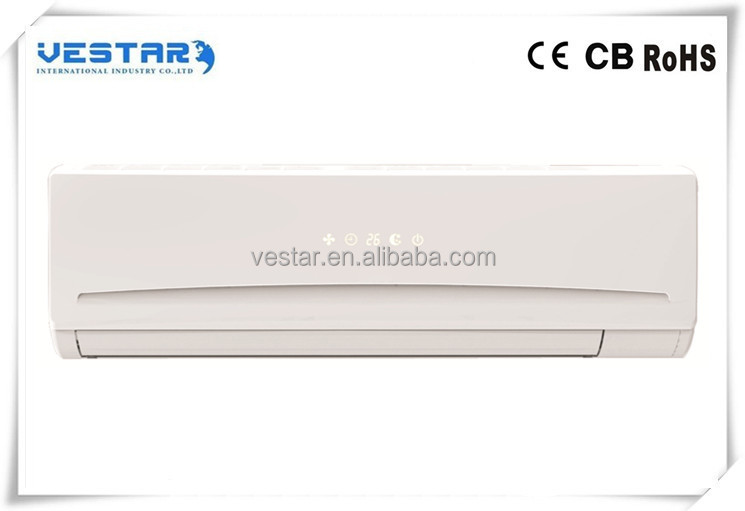underfloor water heating central control system 1.5 ton wall mounted split air conditioner
