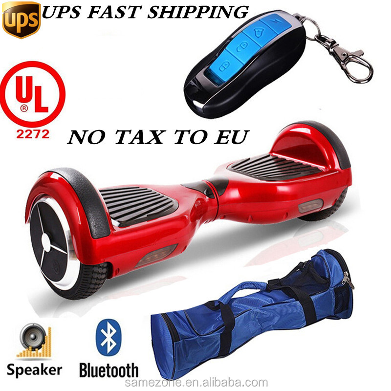6.5 inch self balancing scooter <strong>electric</strong> skateboard hoverboard bluetooth 2 wheel smart balance scooter <strong>electric</strong> skate oxboard