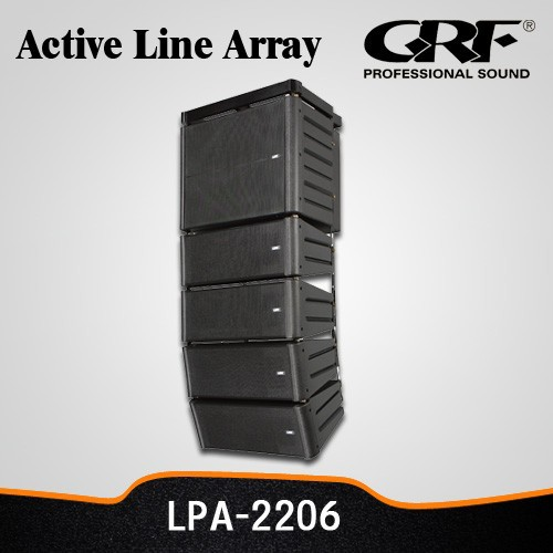 Active Line Array 12 Inch Church Speakers