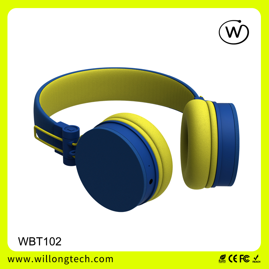 Skull mp3 player wholesale custom headphones made in China