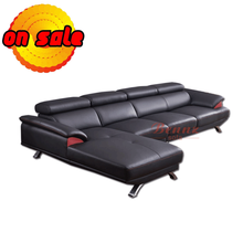 2018 promotional bennz affordable bule soft leather sofa