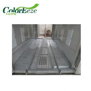 Box Electric Powder Painting Coat Curing Oven