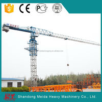 Used Engineering machinery China high quality PT5510 5510 mobile tower crane