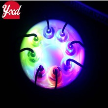 Promotional Plastic finger stress relieve yoyo With LED