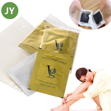 Original Factory Supplied detox and slim gold relax foot patch