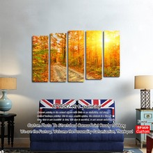 Wall art sets easy canvas painting wholesale