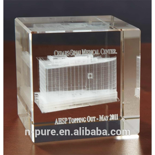 High quality best price small glass block