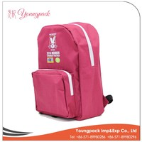 Multifunctional student school bag