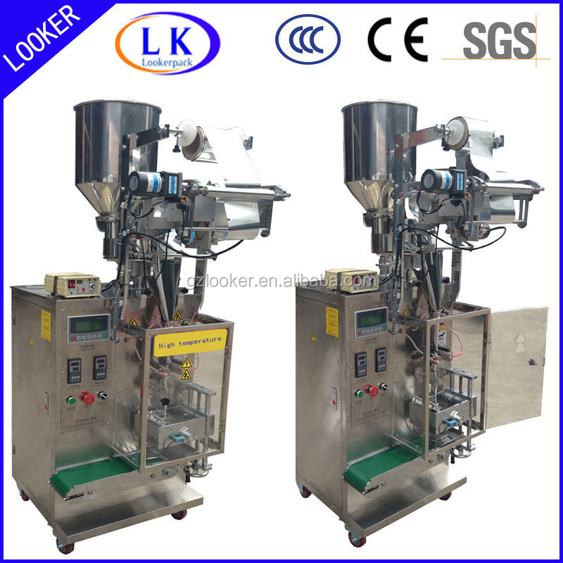 dinner salt sachet filling sealing machine