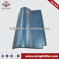 spanish large S type blue ceramic roof tile price