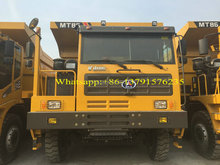 SDLG MT86 Mining Truck MT86 Off-Road dumping truck used for Cement Stone Quarry Iron Gold Coal Mining