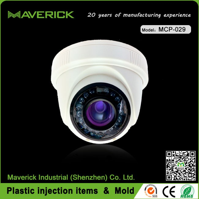 Best price Maverick 4MP IR dome CCTV Camera plastic housing