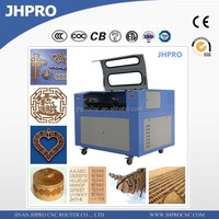 Factory direct Cheap Hot Sale Fabric/Acrylic/Wood/Granite JH-6090(600*900MM) laser wood engraving machine price