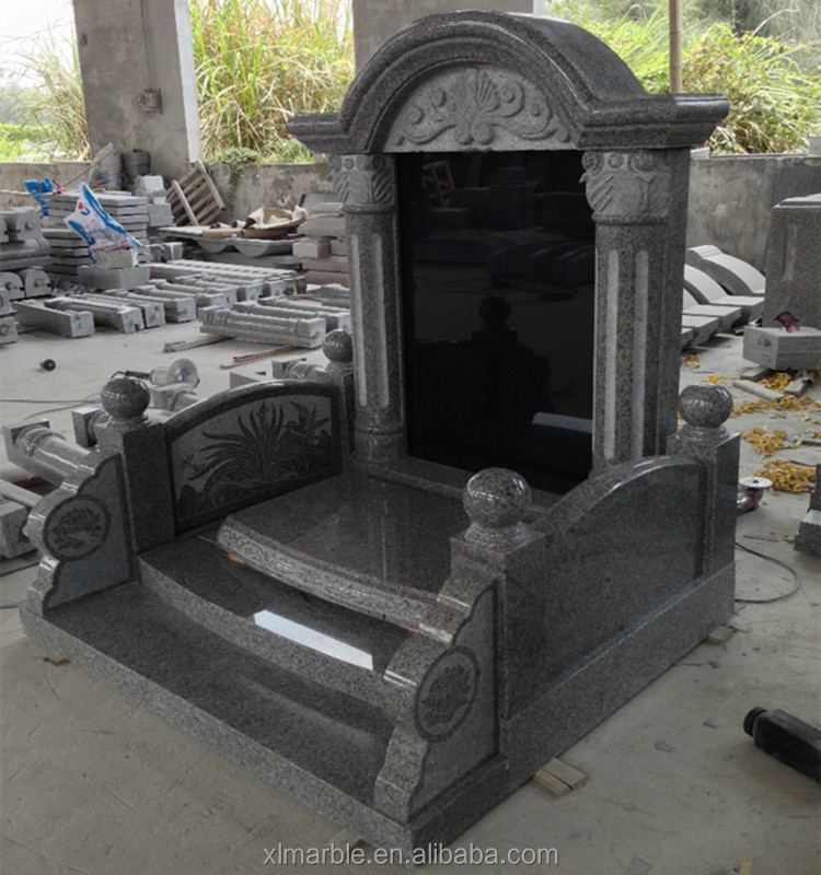 2016 New tombstones of natural stone with good price