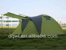 190T white glue coated waterproof polyester fabric for tent